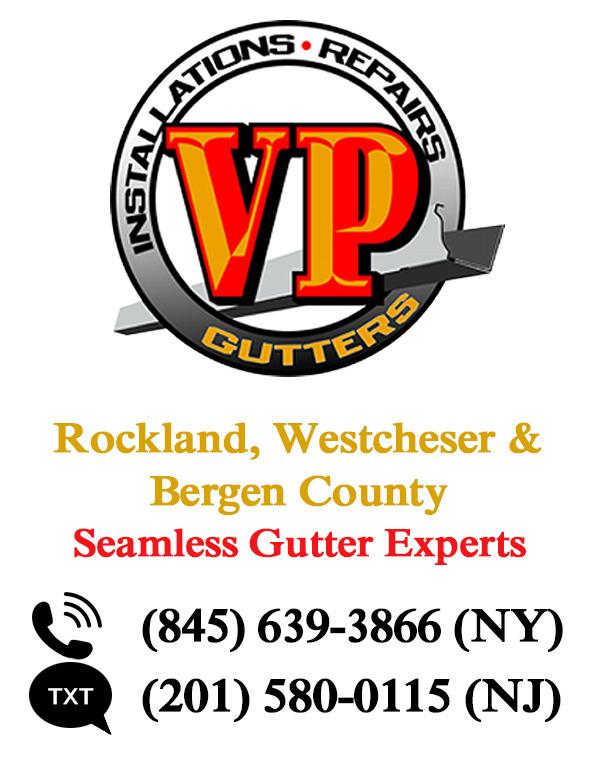 VP Gutters Logo